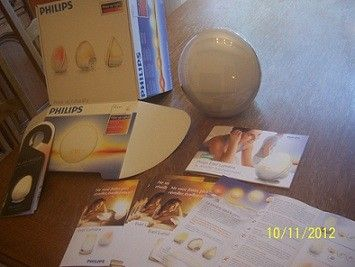 PHILIPS EVEIL LUMIERE
